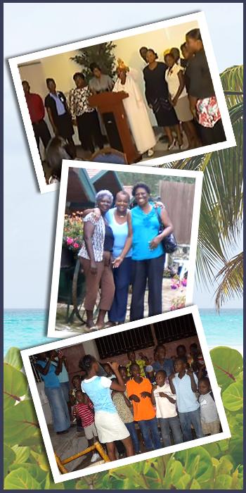 Aglow Caribbean
