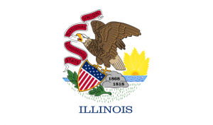 Illinois flag