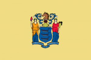 New Jersey flag